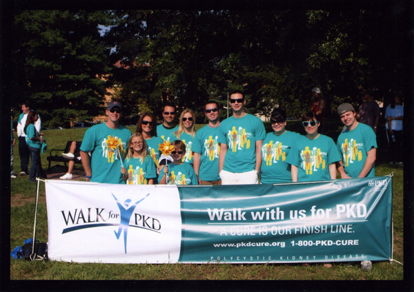 Voltage at the Walk for PKD 2008