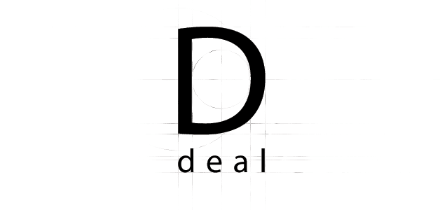 D is for deal.