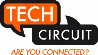 tech circuit logo