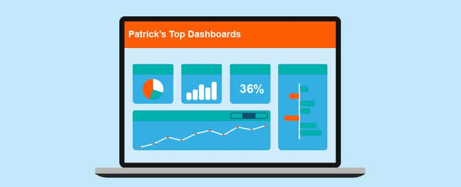 Patrick's Top Google Analytics Dashboard blog post image
