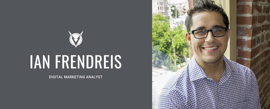 Ian Frendreis New Hire Graphic