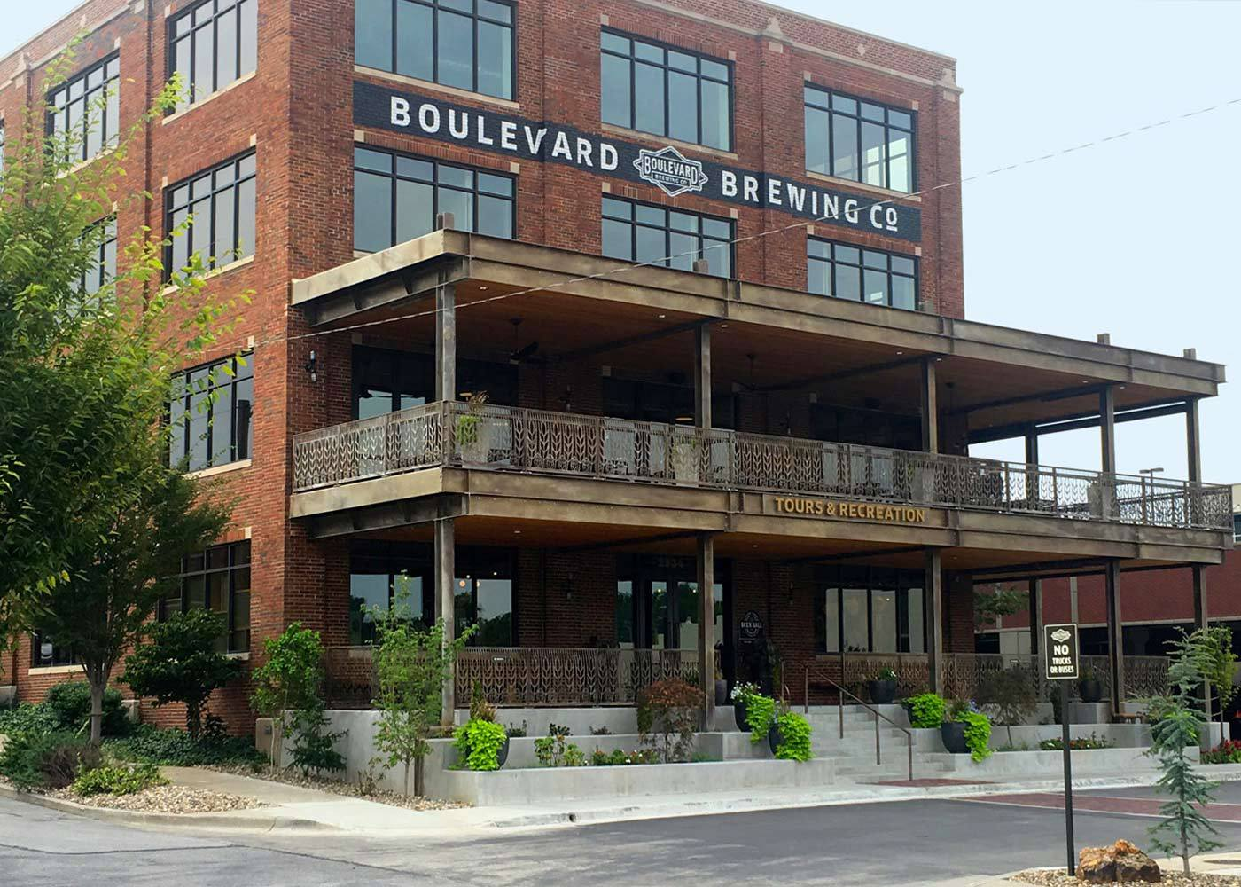 Standard Sheet Metal case study at Boulevard Brewing Company