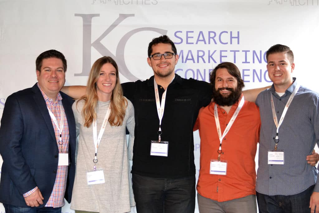 Digital Marketing team at KC Cities SC
