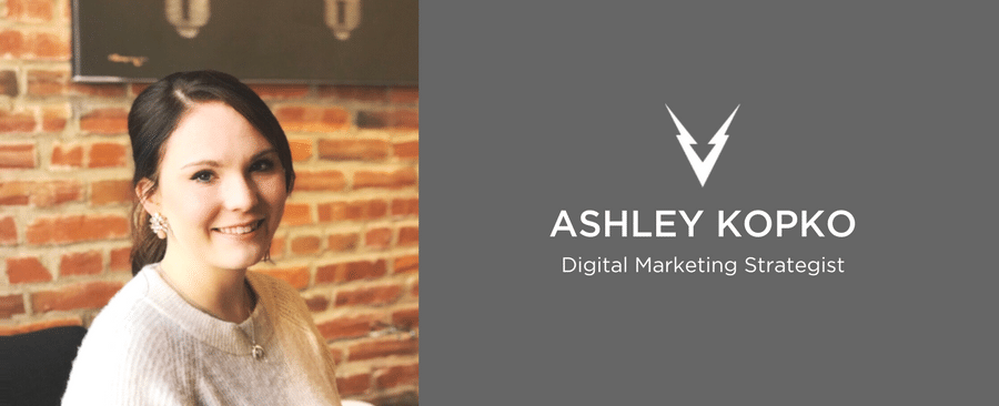 Ashley Kopko Digital Marketing Strategist