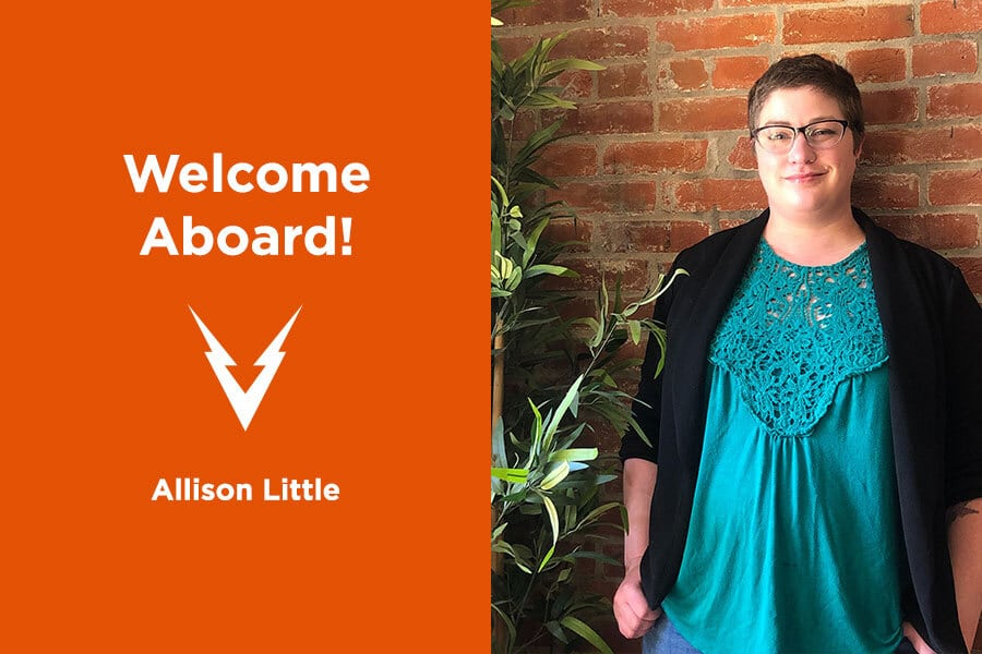 Voltage welcomes Allison Little