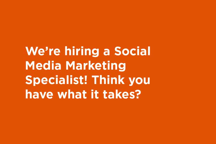 social media marketing specialist