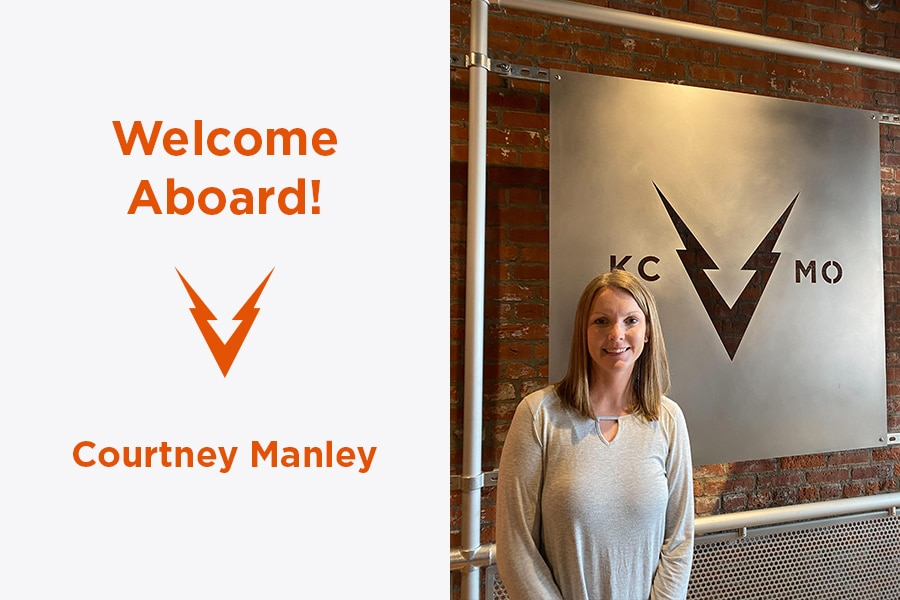 Welcome Courtney Manley